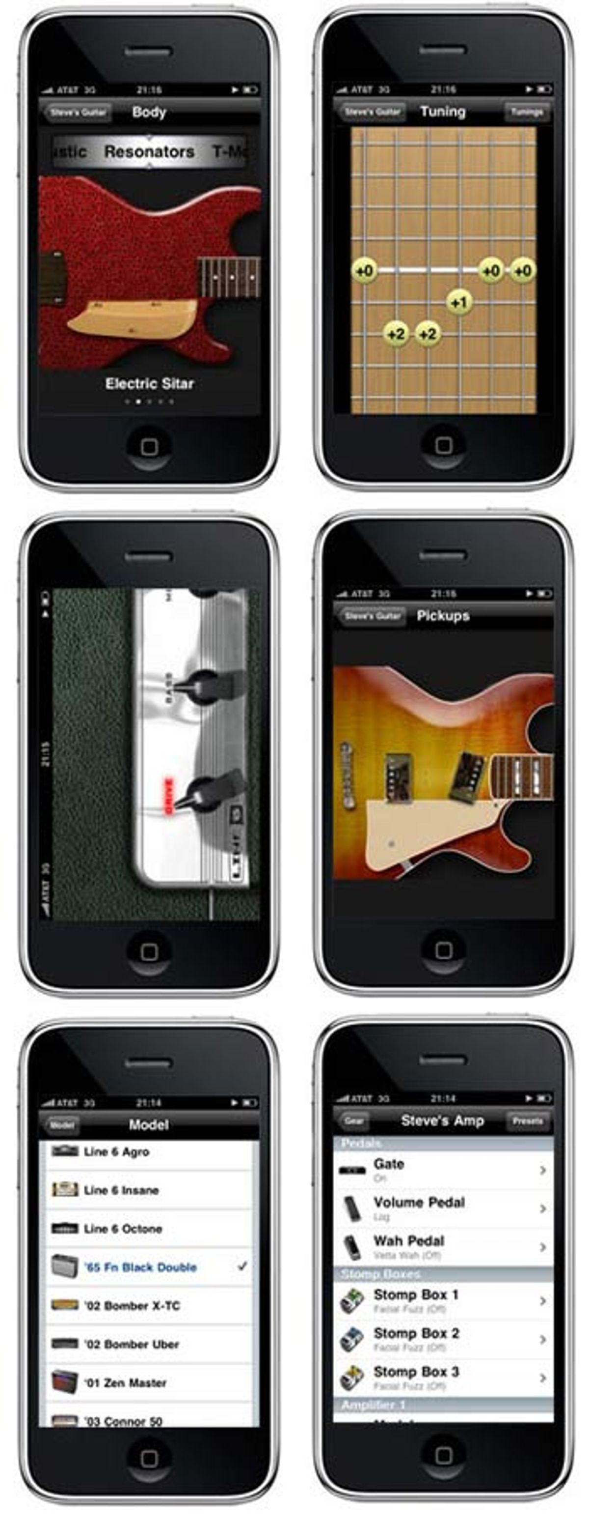 Line 6 and Planet Waves Announce iPhone Interface to Control Musical Instruments
