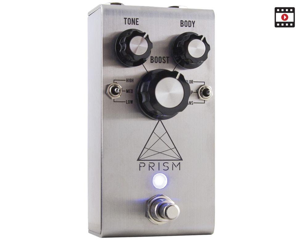 Jackson Audio Prism Review   Premier Guitar