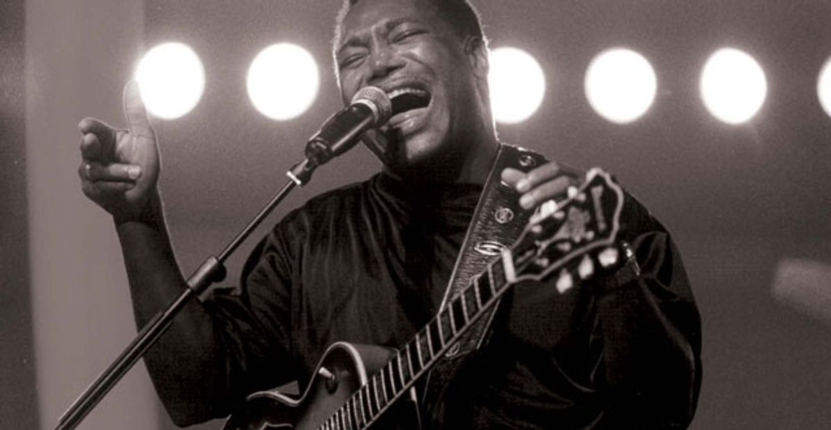 George Benson: Still the Coolest of Cats