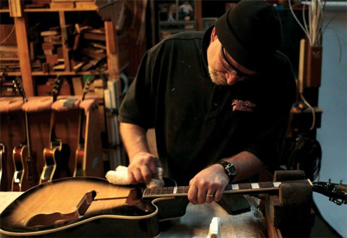 Roger Fritz: Helping Resurrect the Classic Kay Guitar Line