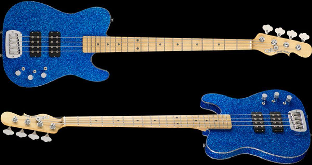 G&L Announces ASAT Tom Hamilton Signature Model Bass