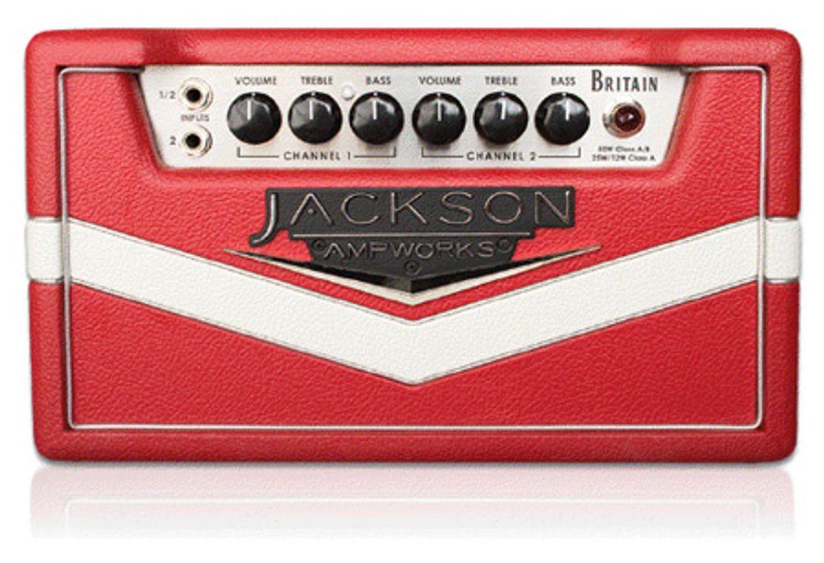 Jackson Ampworks Releases Britain 3.0 Amp