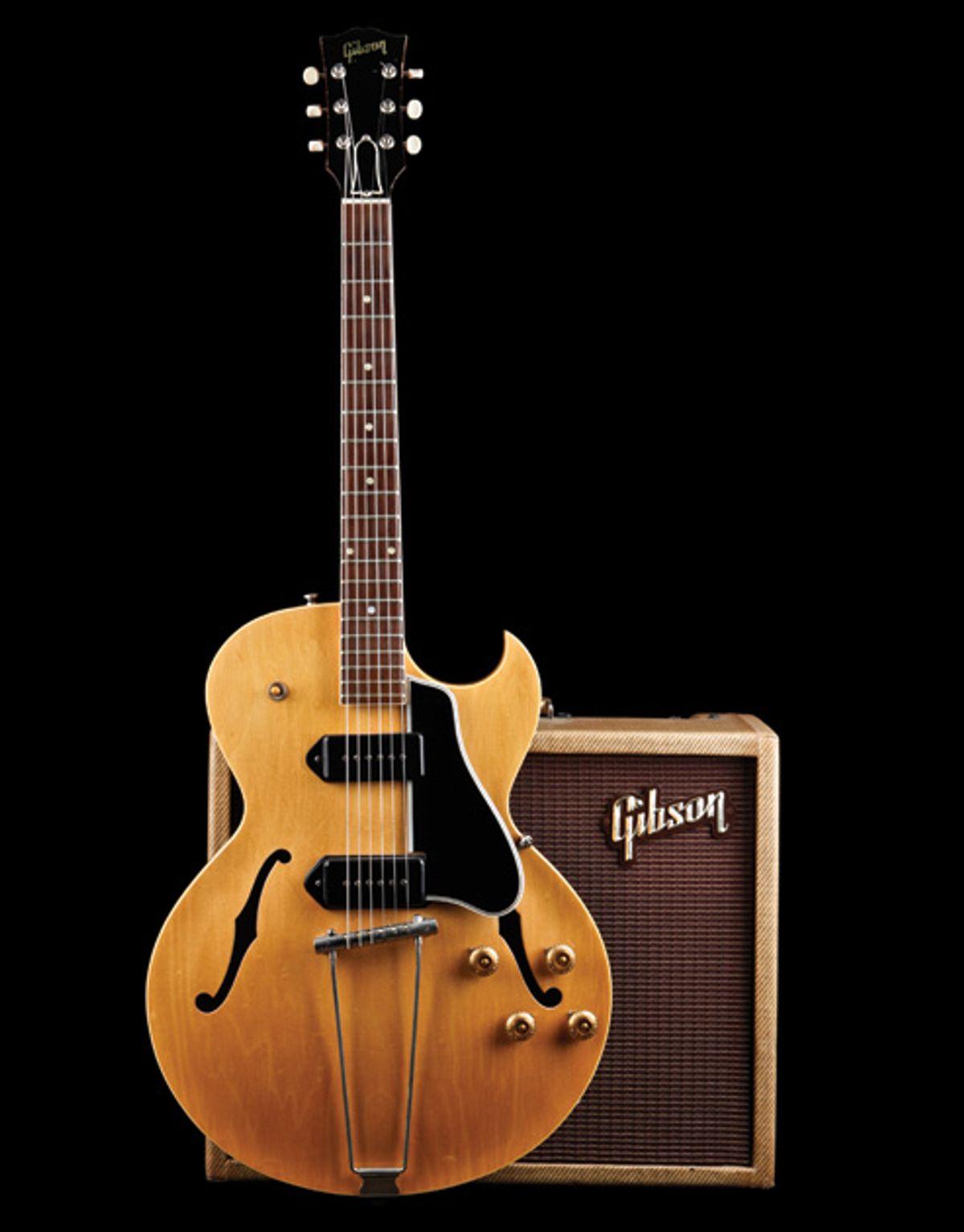 Vintage Vault: 1959 Gibson ES-225 TDN