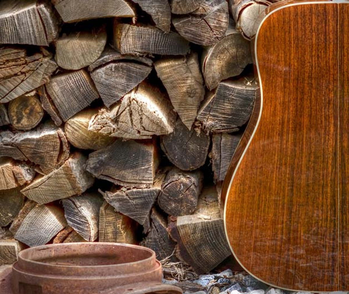 Esoterica Electrica: An Axe to Grind