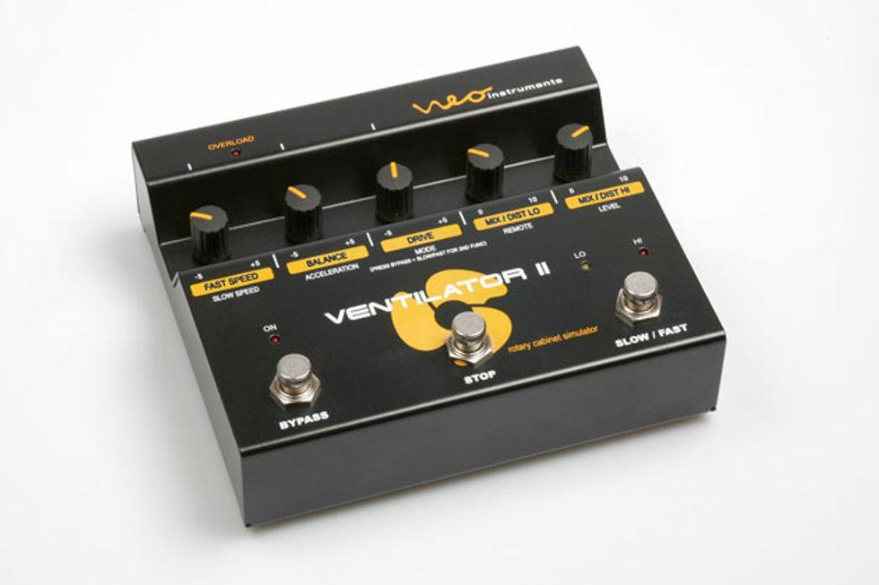 Ventilator II