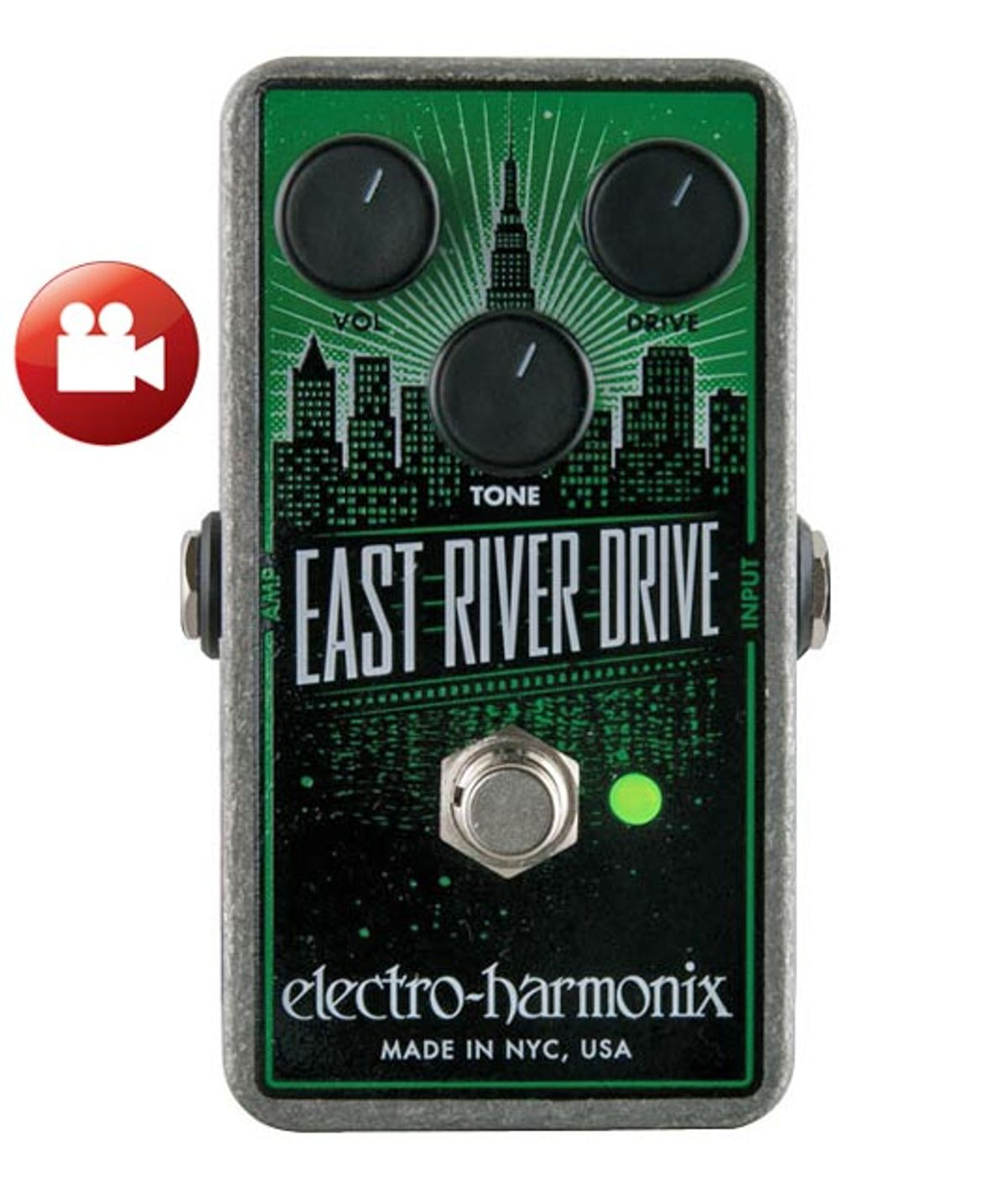 Electro-Harmonix East River Drive Review