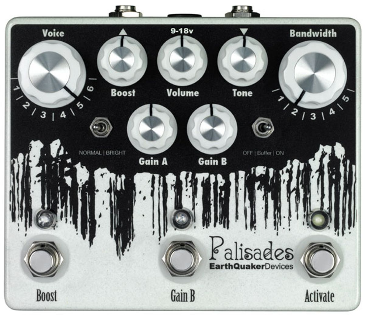 EarthQuaker Devices Announces the Palisades