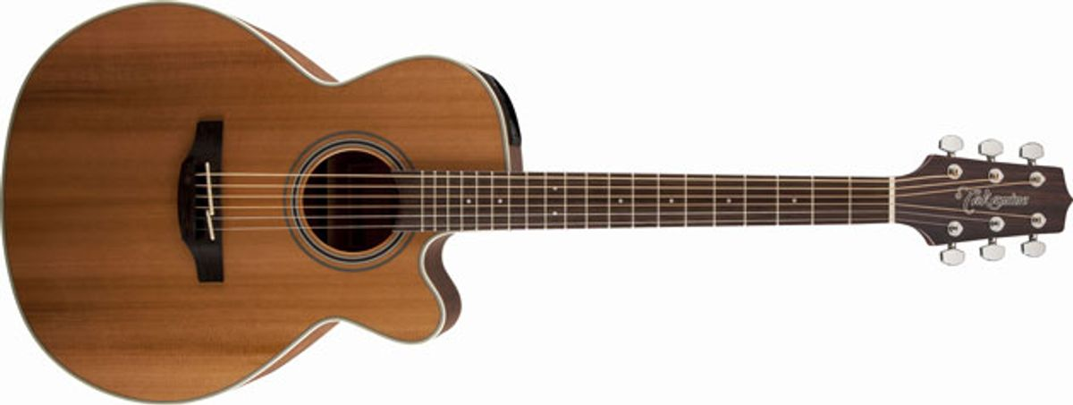 Takamine Expands the G Series