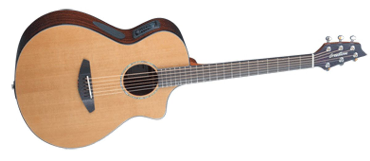 Breedlove Introduces the Solo Series