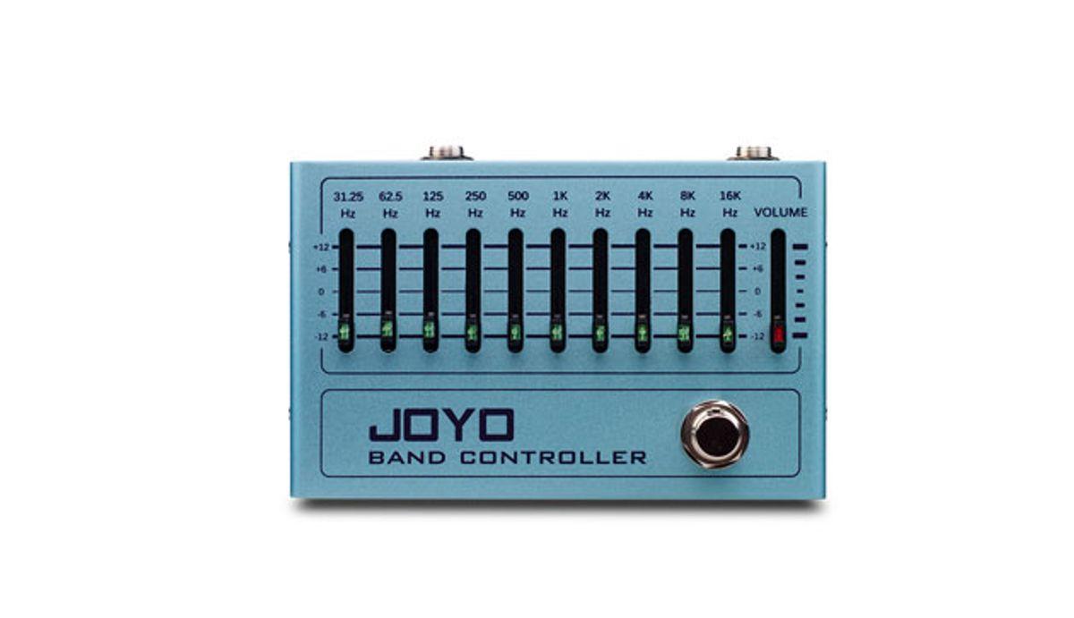 Joyo Audio Launches the Band Controller
