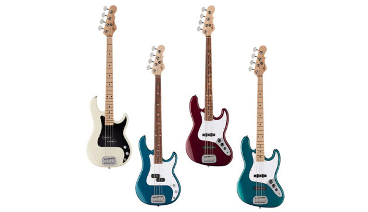 G&L Introduces the Fullerton Standard Bass Line