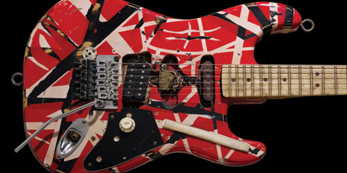 Mod Garage: The Original Eddie Van Halen Wiring - Premier GuitarPremier Guitar