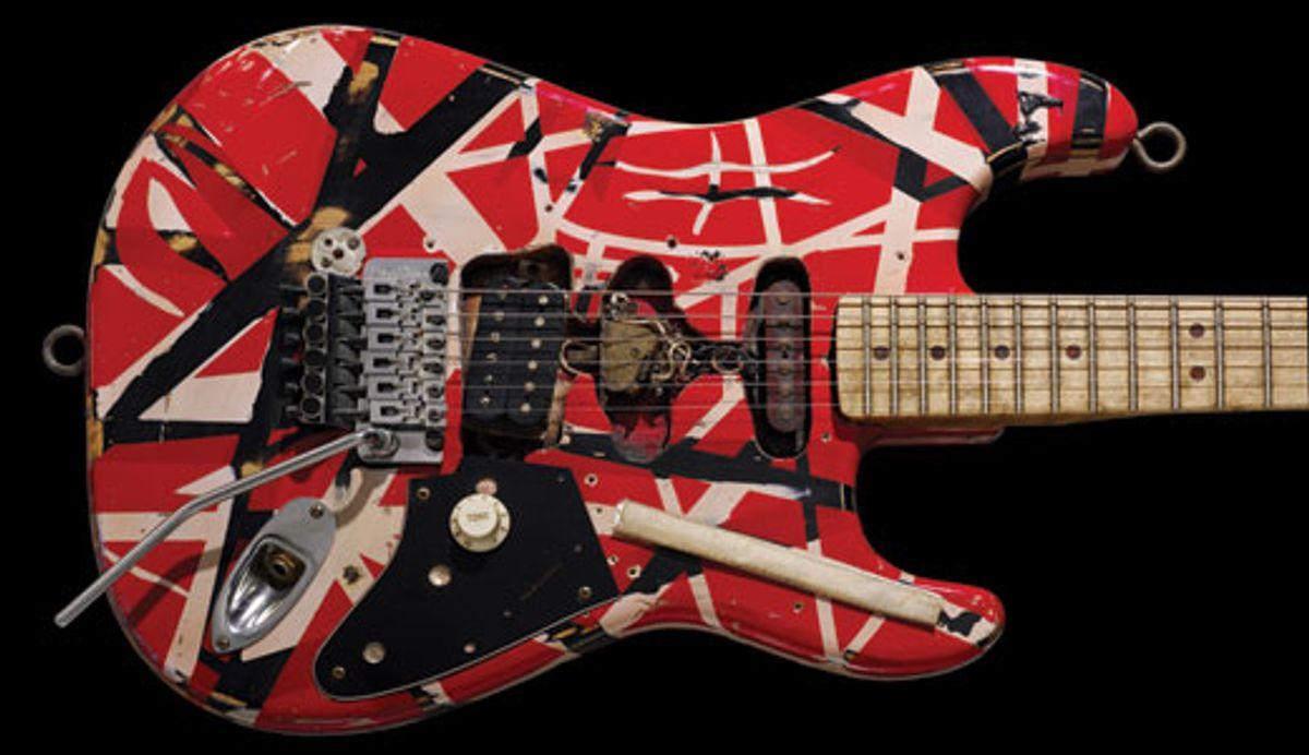 Mod Garage: The Original Eddie Van Halen Wiring