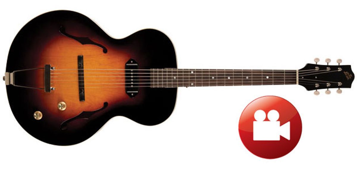The Loar LH-301T Review