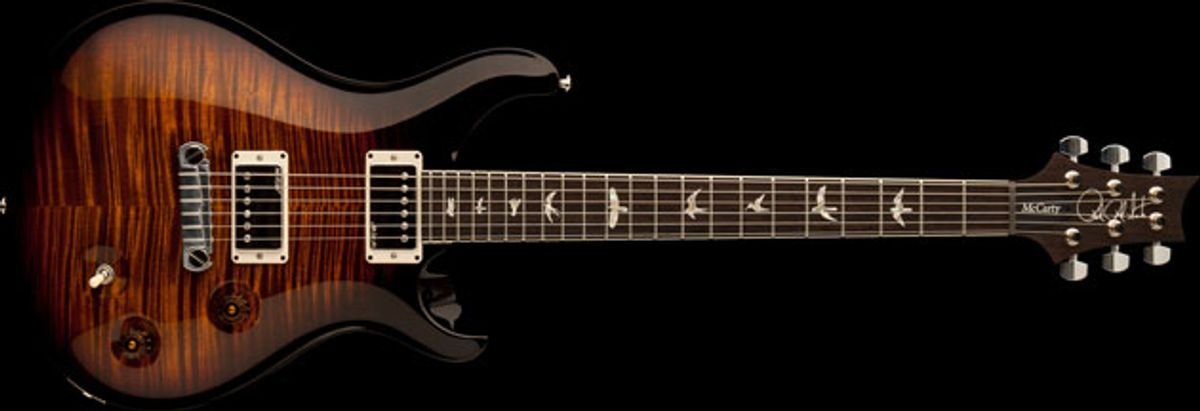 PRS Guitars Unveils Revamped McCarty Model