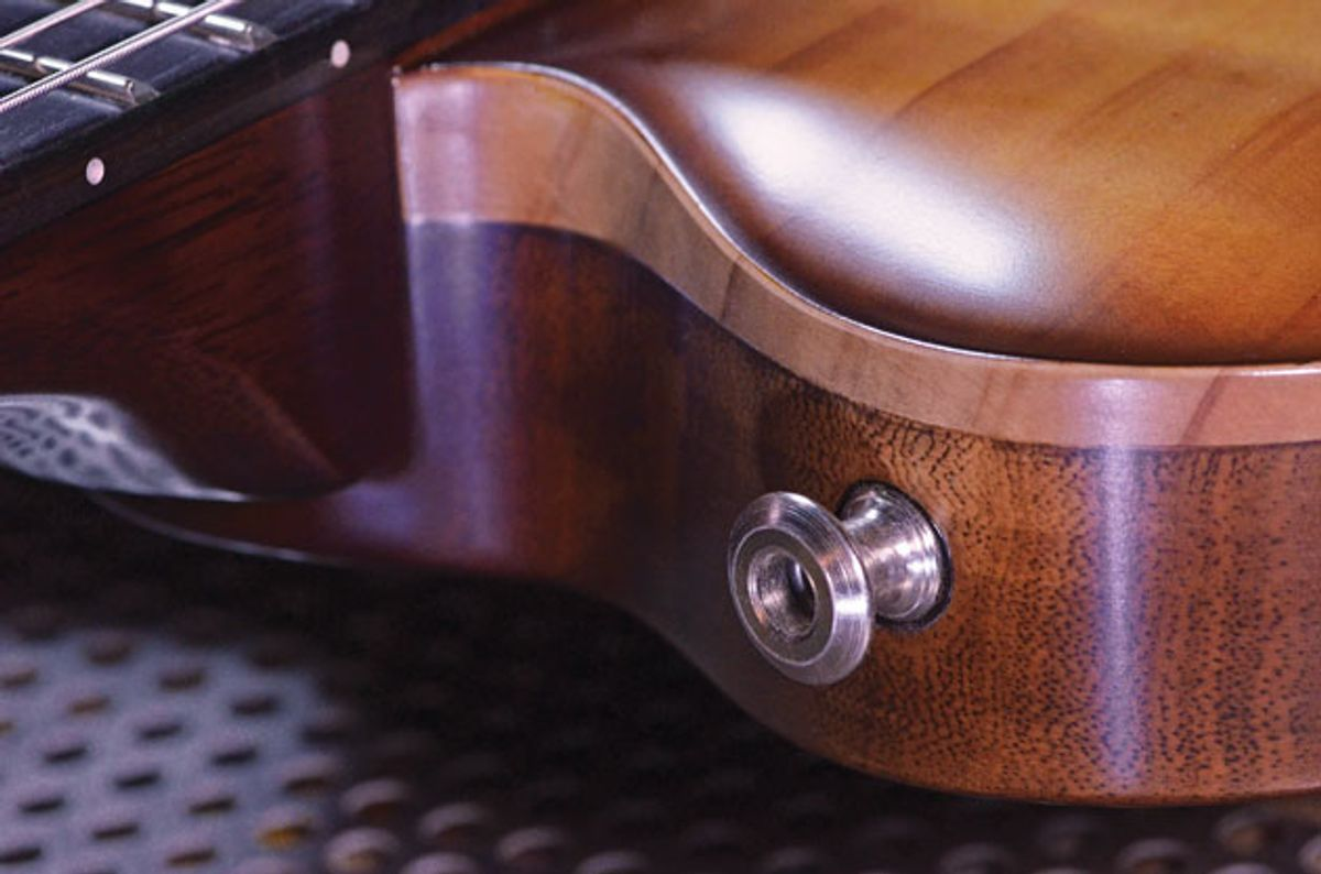 Jol Dantzig's Esoterica Electrica: Picking Parts and Perfection