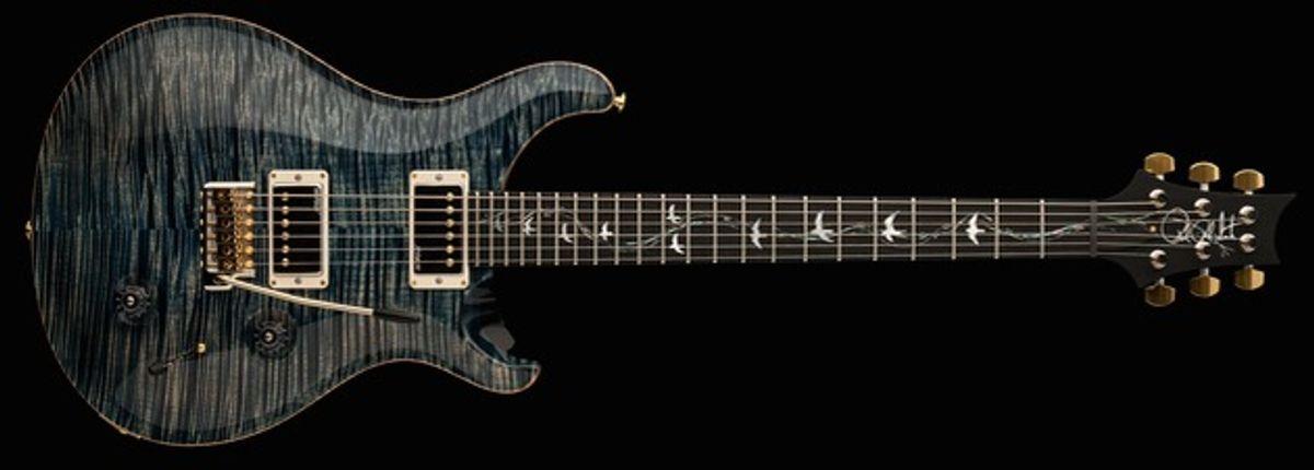 "PRS Guitars Unveils 30th Anniversary ""Vine"" Models"