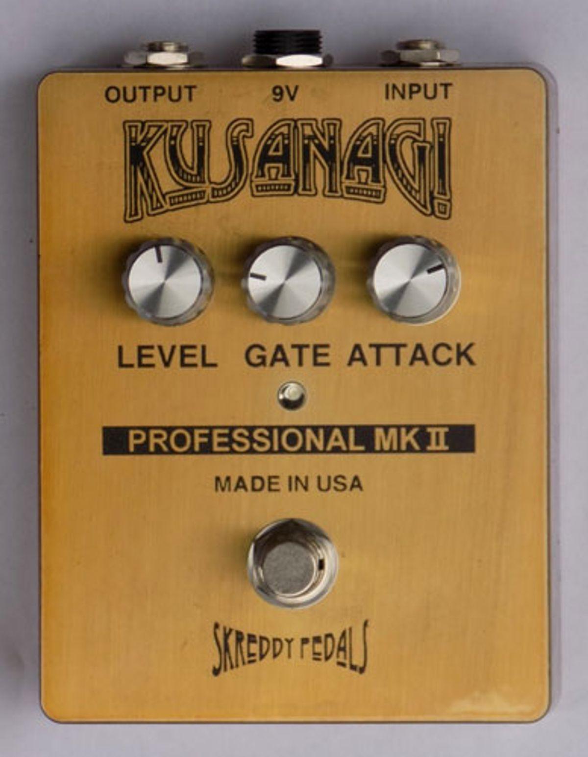 Skreddy Pedals Announces the Kusanagi