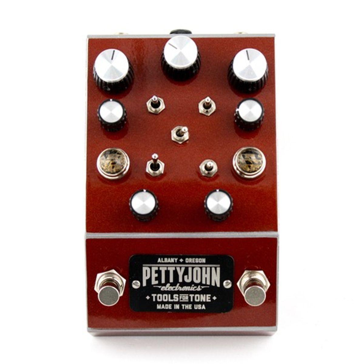 Pettyjohn Electronics Introduces the PettyDrive