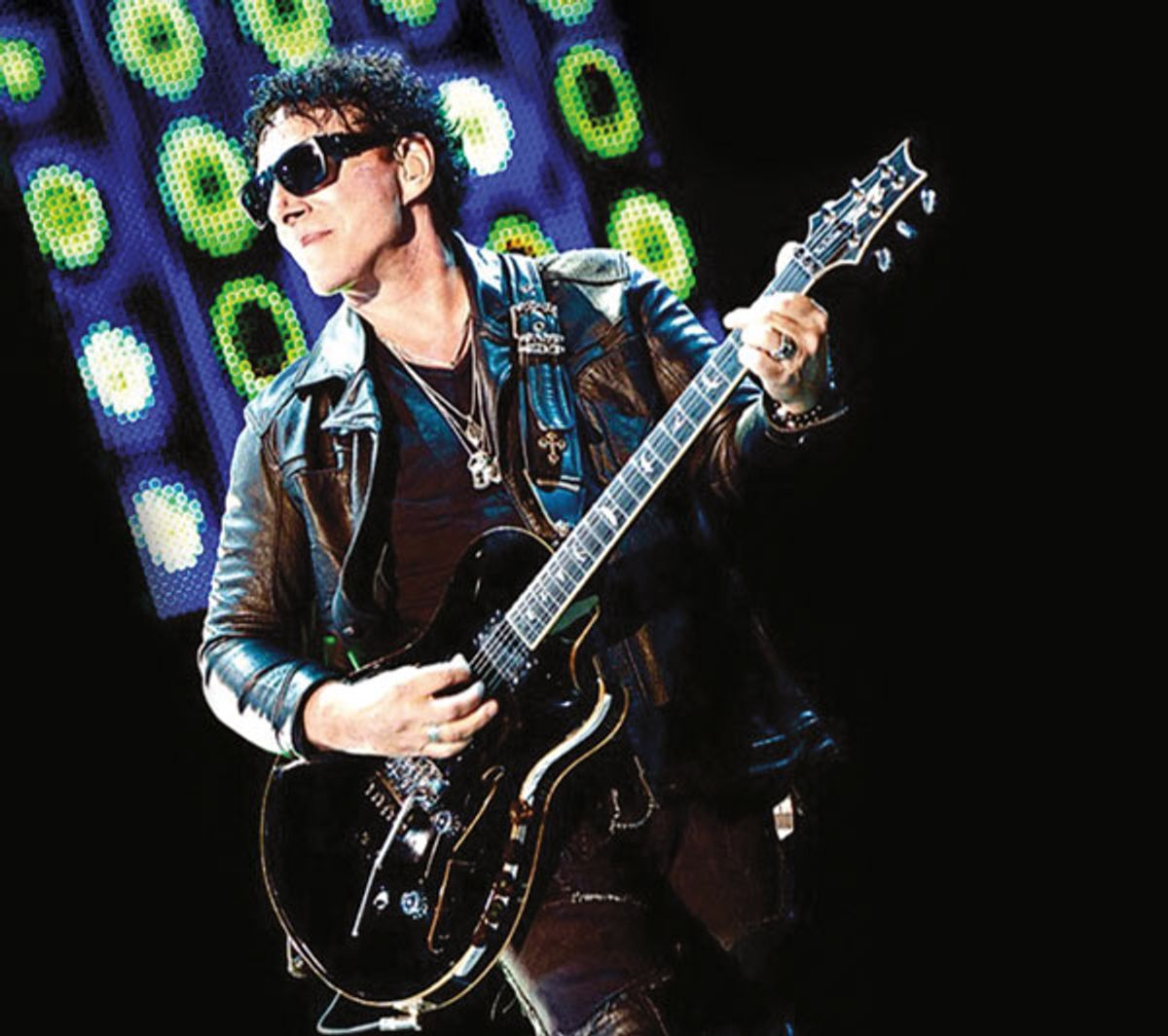 """Neal Schon: """"Lady M (Our Love Remains)"""" Song Premiere"""