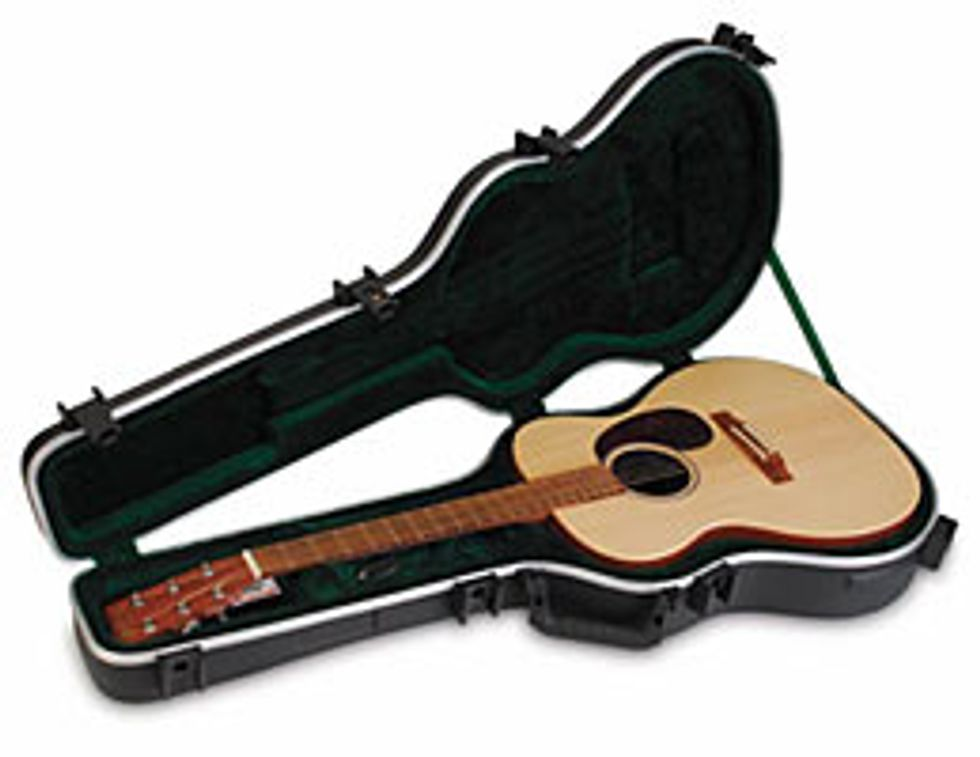 SKB-000 Acoustic Guitar Case