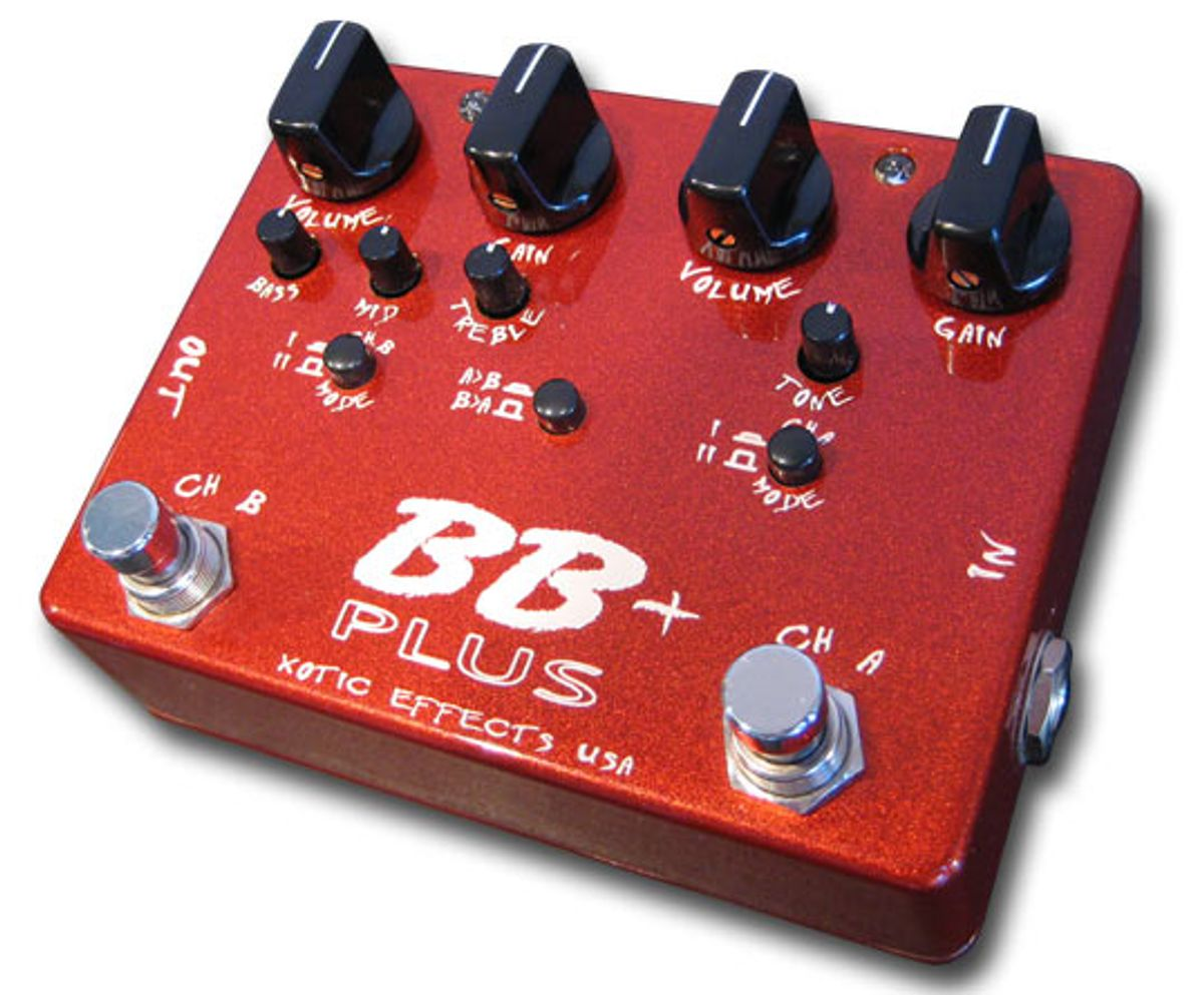 Review: Xotic Effects BB Plus