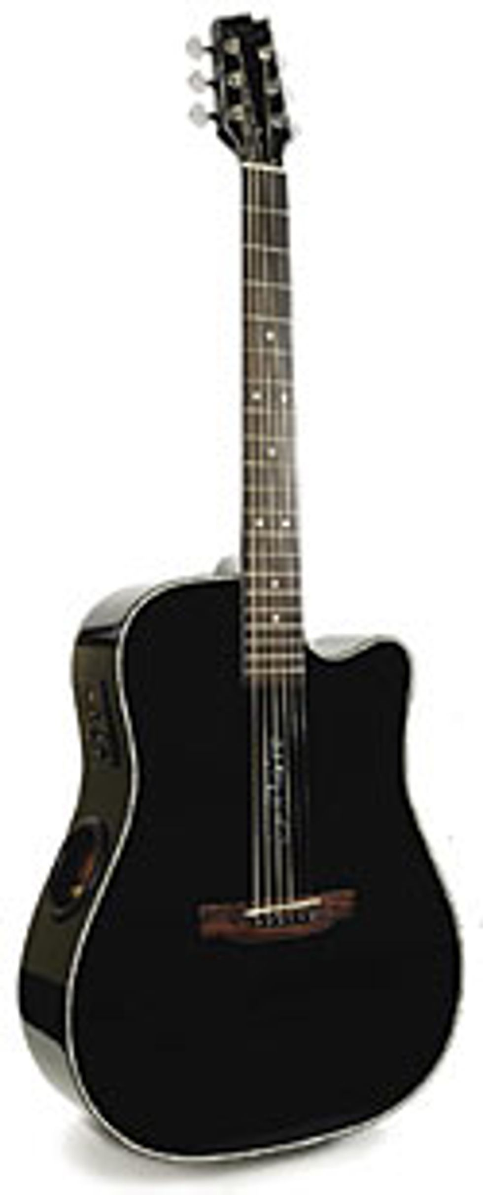 Boulder Creek Guitars ECR1-B Solitaire
