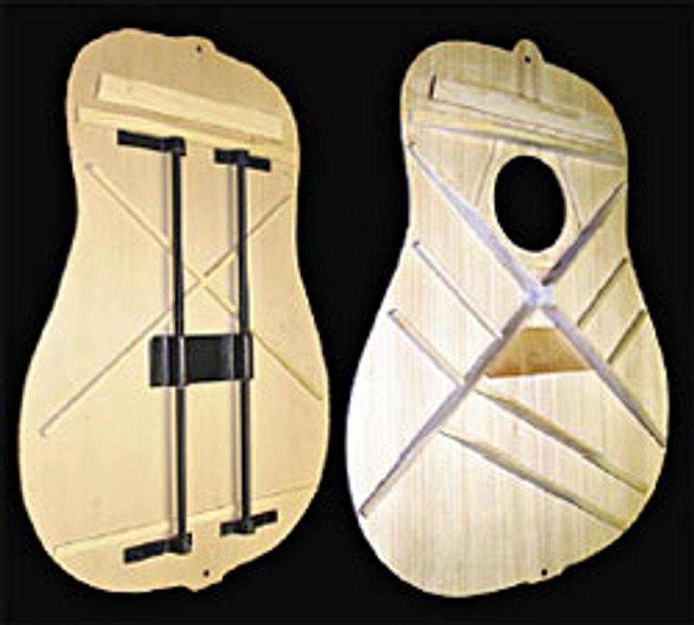Boulder Creek Guitars ECR1-B Solitaire