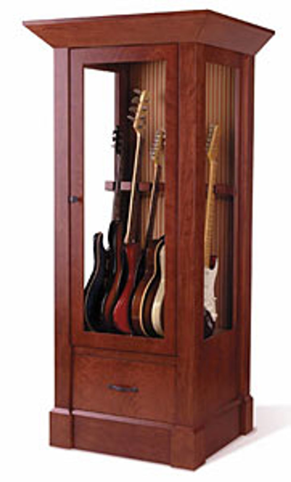 Hart Productions Guitar Armoire