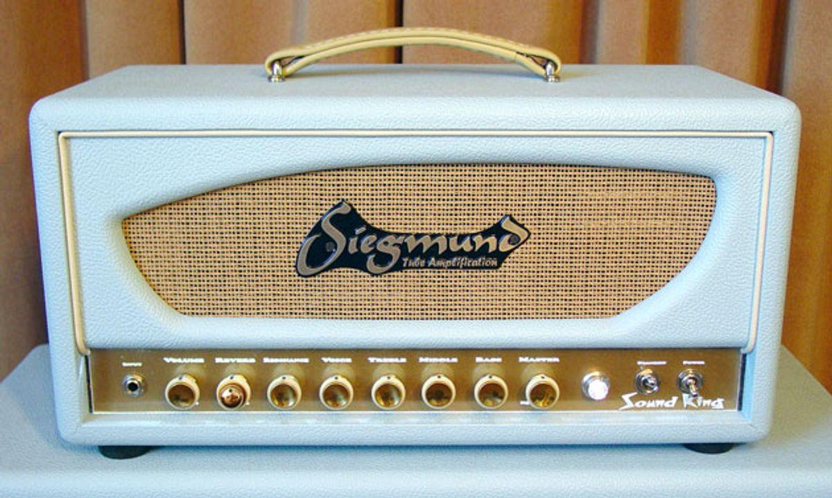 Siegmund Amplifiers Announces the Sound King
