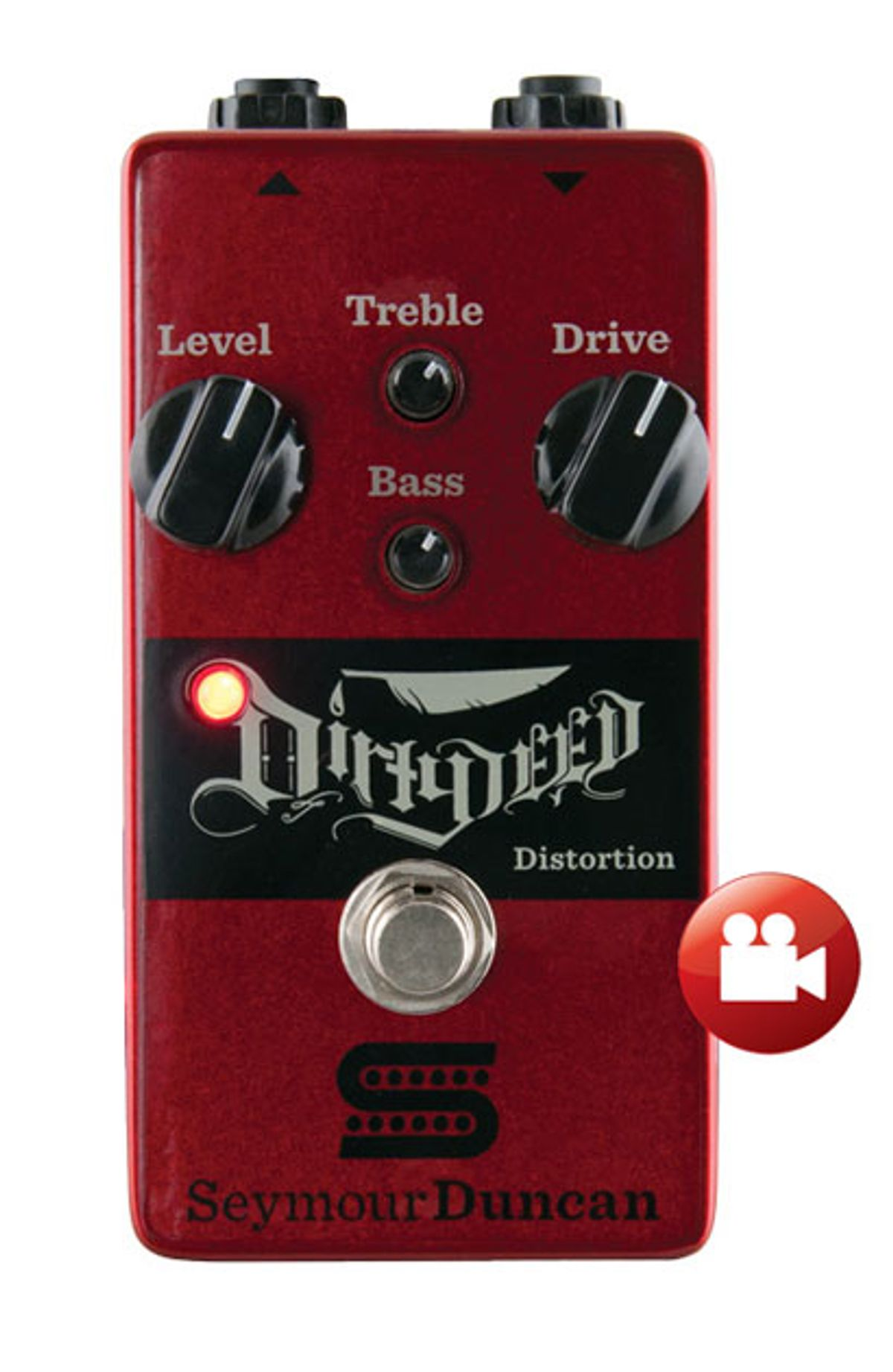Seymour Duncan Dirty Deed Review