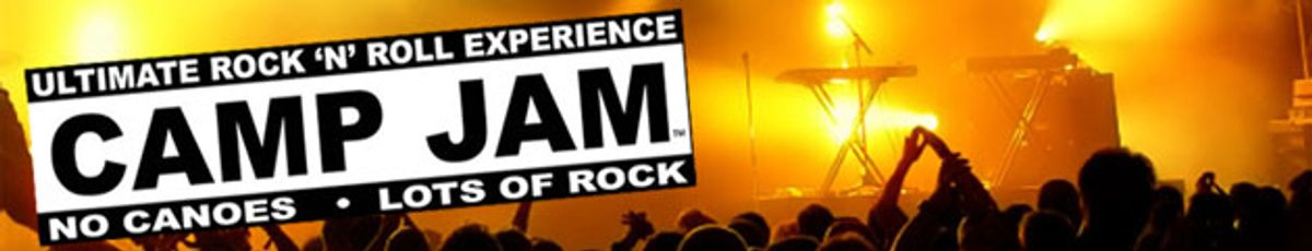 Camp Jam Announces 2014 Season