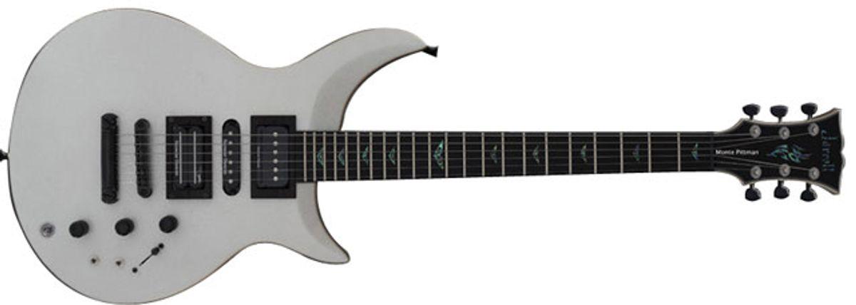 Jarrell Guitars Debuts Monte Pittman Signature Guitar