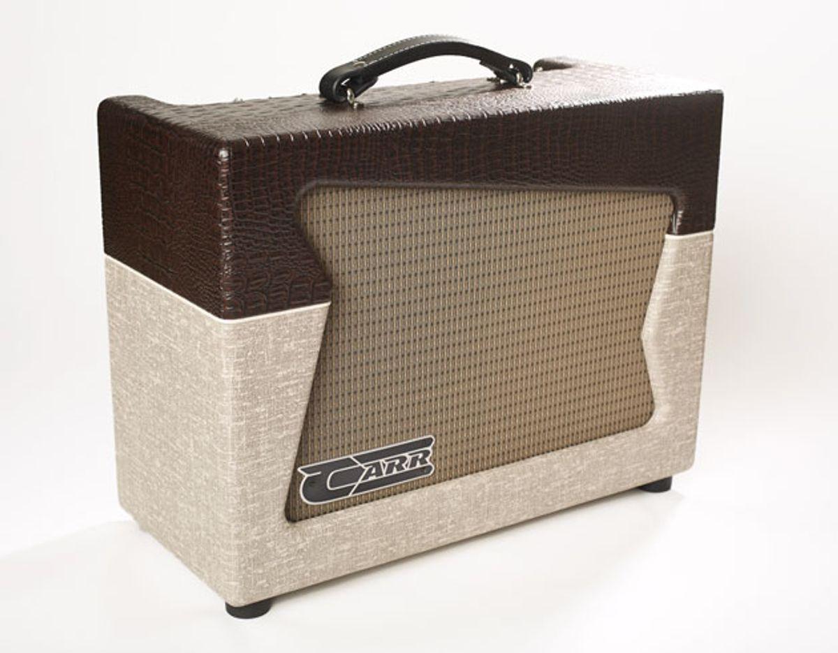 Carr Amplifiers Announces the Skylark