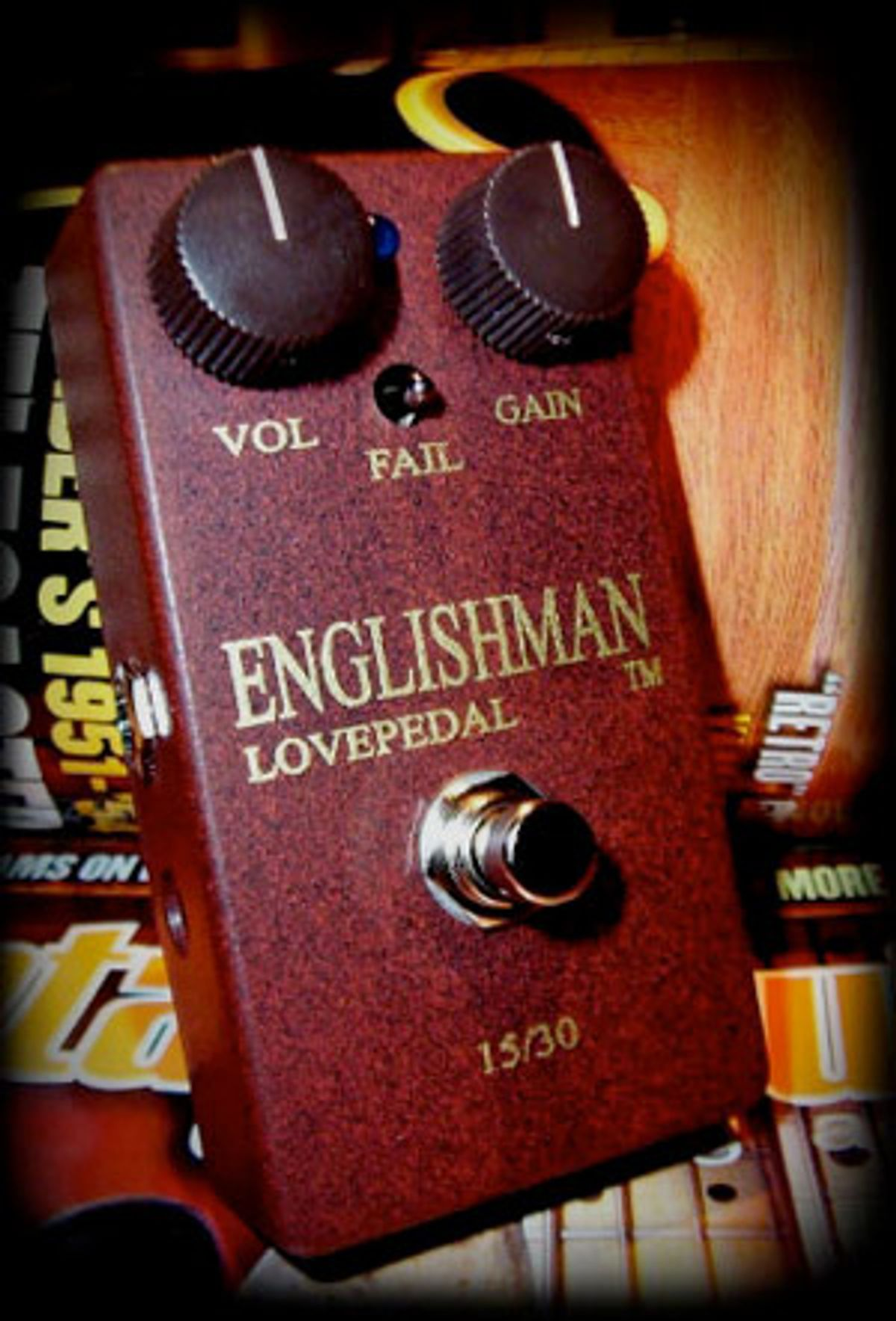 Lovepedal Releases Englishman