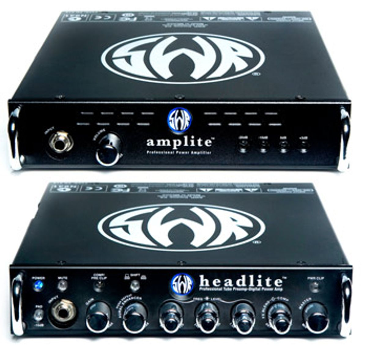 SWR Debuts Headlite and Amplite Bass Amps