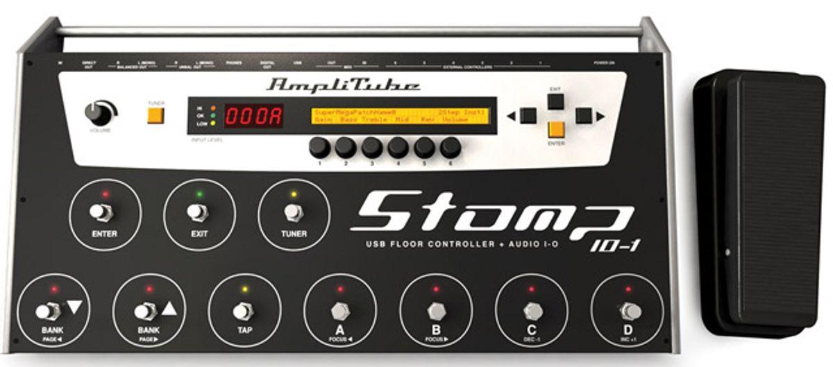 IK Multimedia StompIO-1