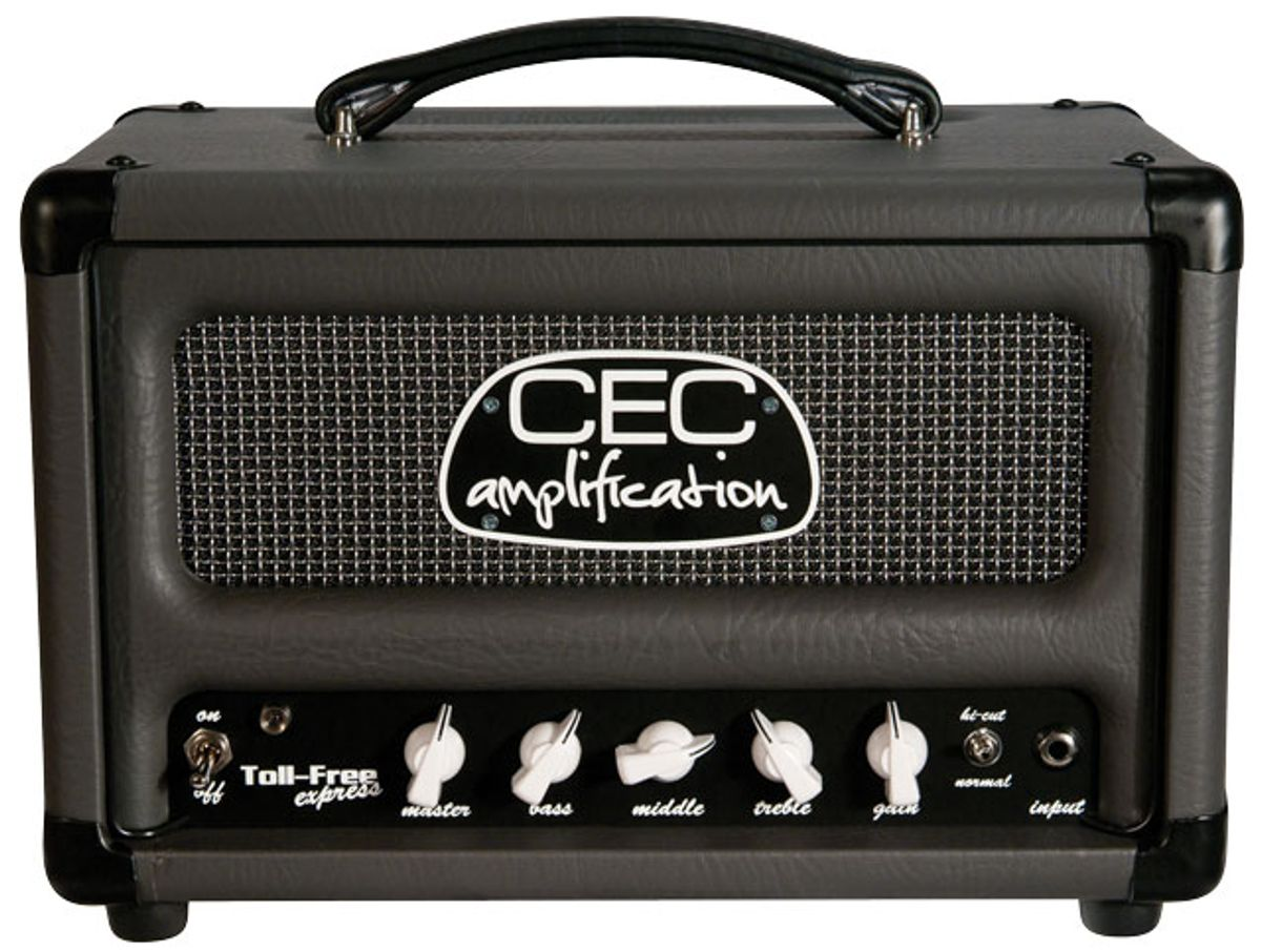 CEC Amplification Toll-Free Express Amp Review