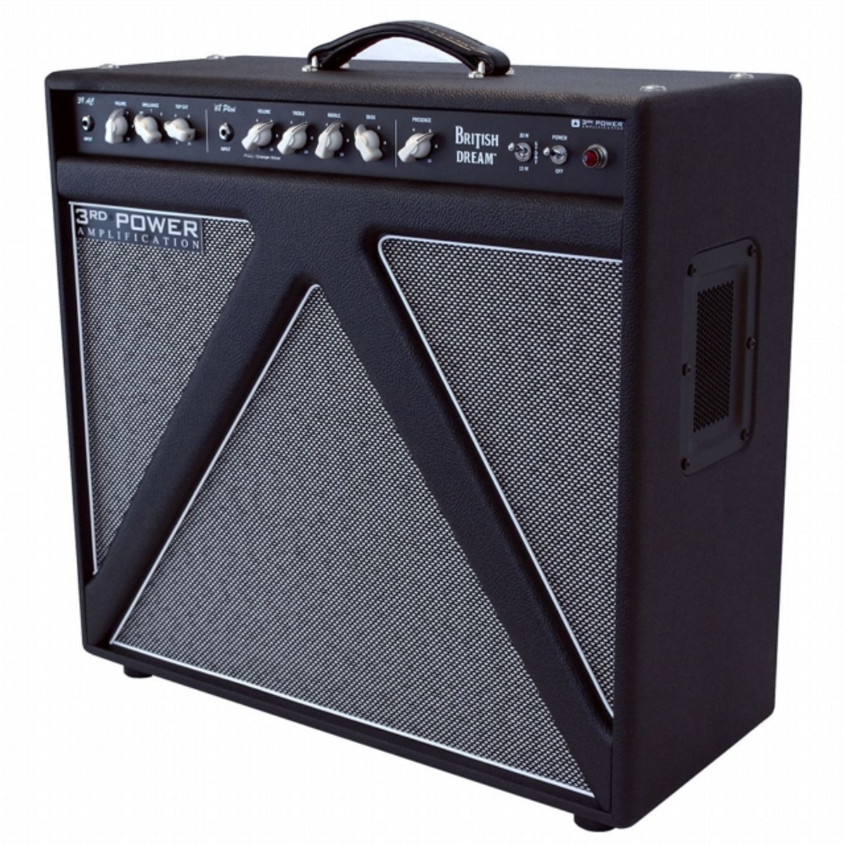 3rd Power Announces Updated British Dream and Dream Solo Amps