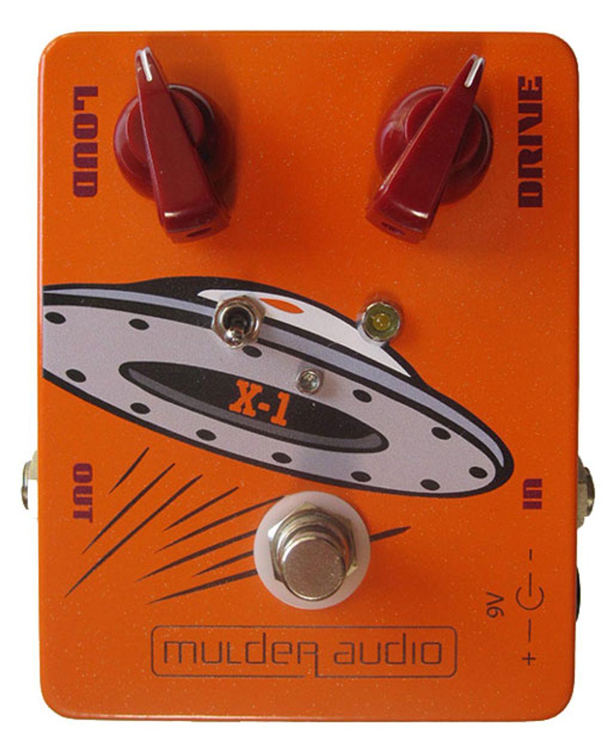 Mulder Audio X-1 Review