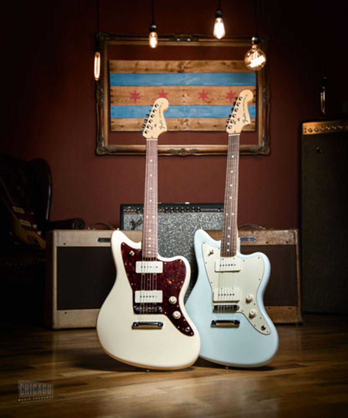 Chicago Music Exchange Launches Exclusive Fender Jazzmaster