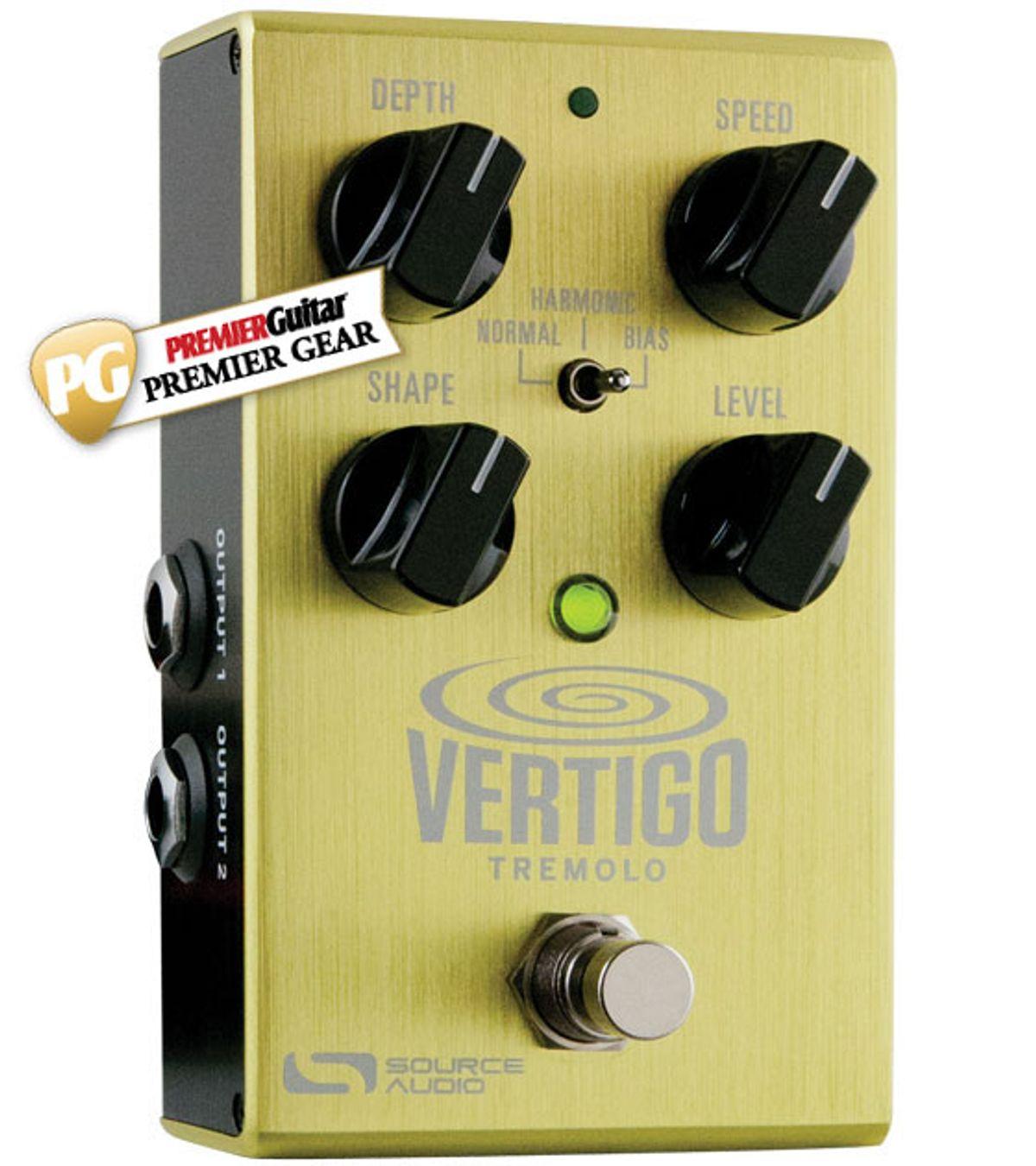 Source Audio Vertigo Tremolo Review