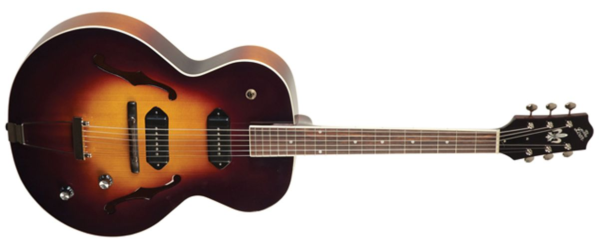The Loar Introduces the LH-319 Archtop Guitar
