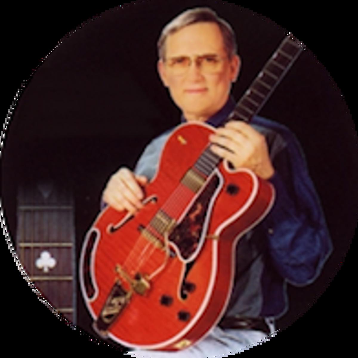 Fingerstyle Guitar Legend Paul Yandell: 1935-2011