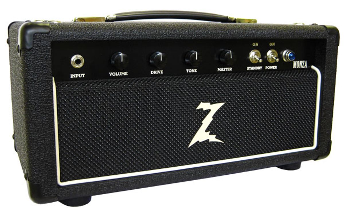 Dr. Z Releases the Monza