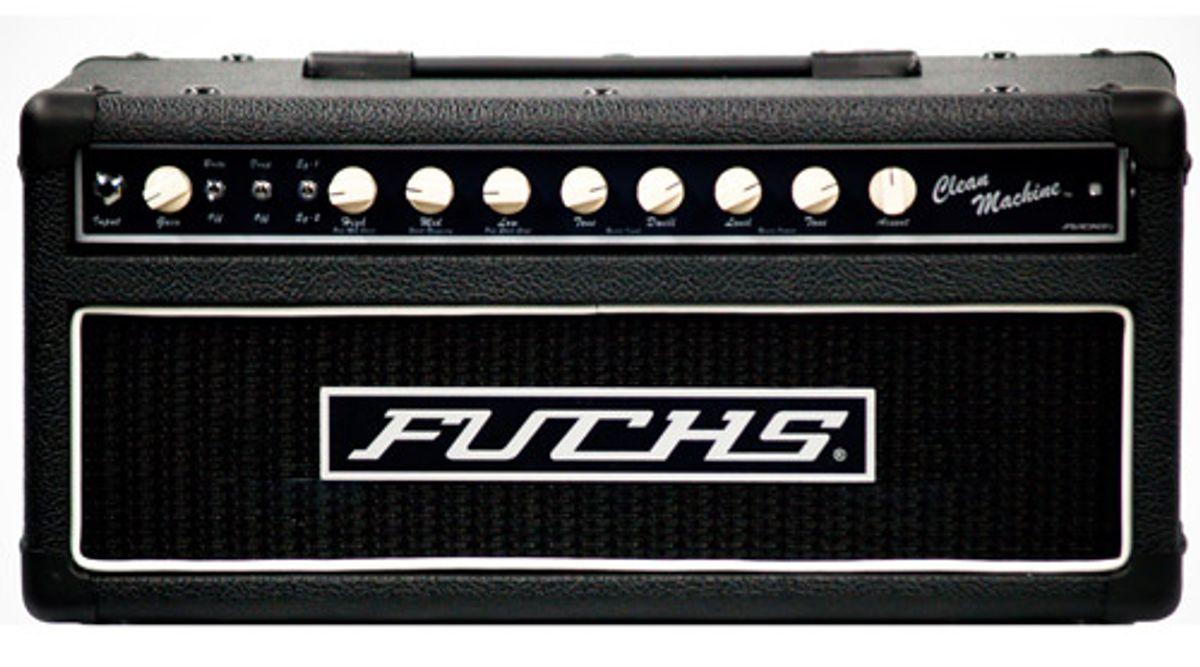 Fuchs Clean Machine 150 Review