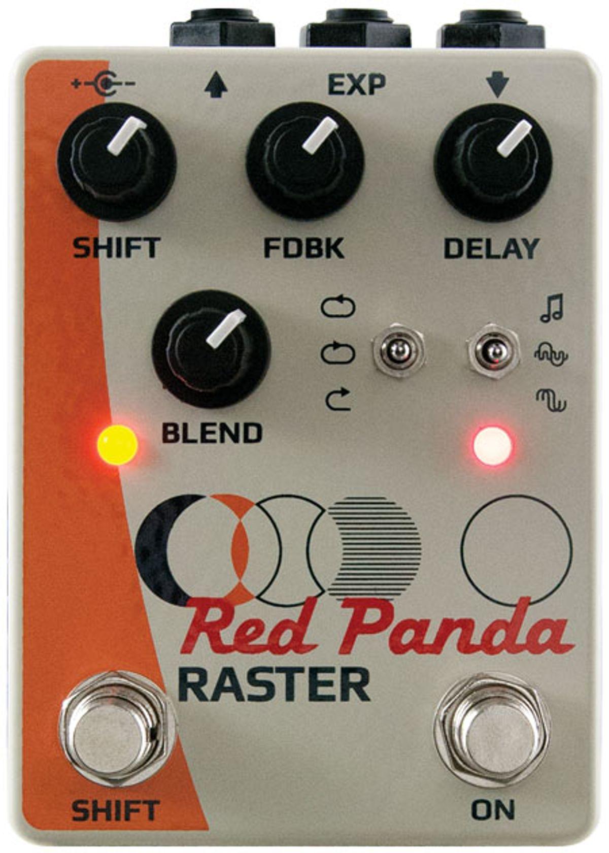 Red Panda Lab Raster Delay Review