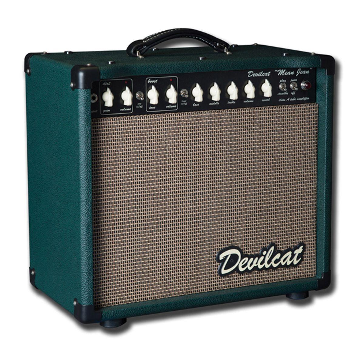 Devilcat Amps Launches Jean Series