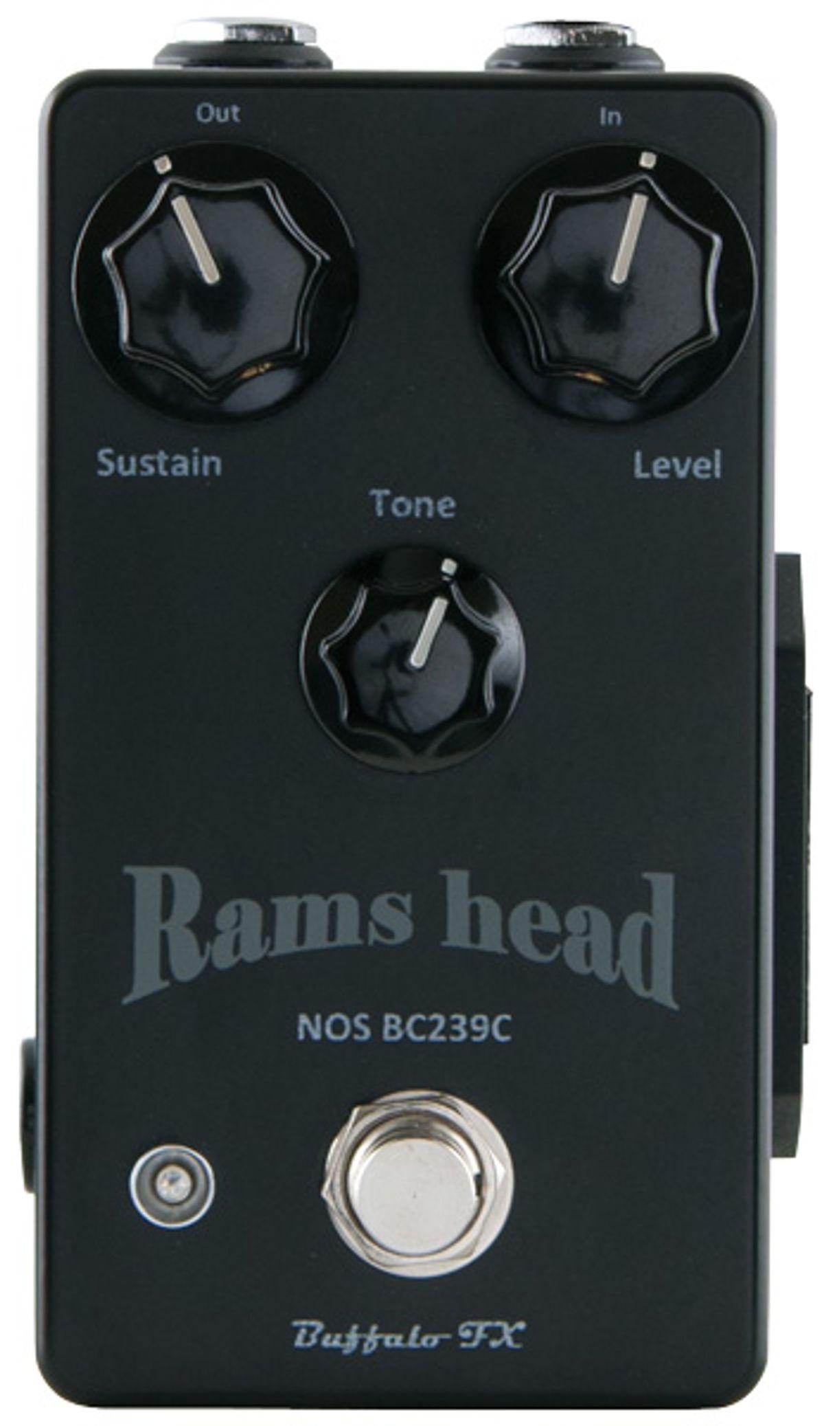 Buffalo FX Ram's Head Review