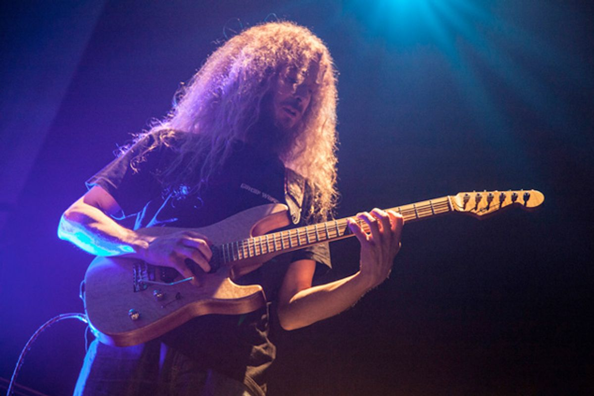 Guthrie Govan Teams Up with Charvel Guitars
